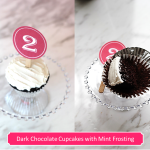 {from my kitchen} Celebration Cupcakes