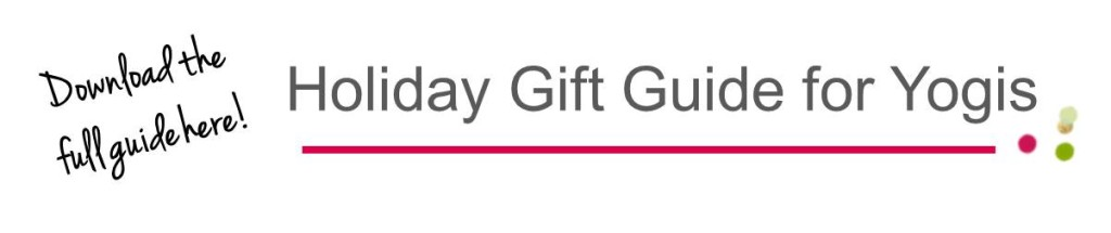 Grab the gift guide