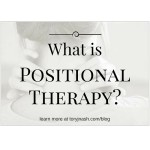 Positional therapy: the gentle pain reliever nobody knows about (yet!)